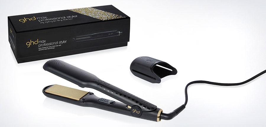 GHD MAX STYLER - Perfetta per lo styling veloce dei capelli voluminosi